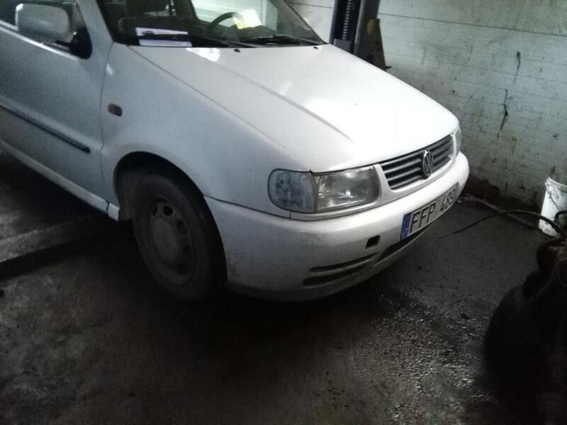 Volkswagen Polo III 1.9 47kw 1999 y. parts
