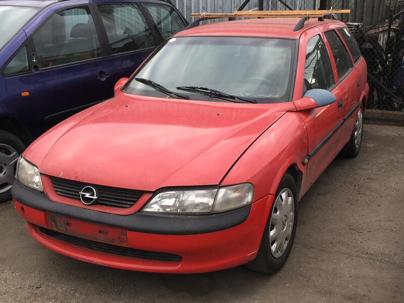 Opel Vectra B, 1996y.