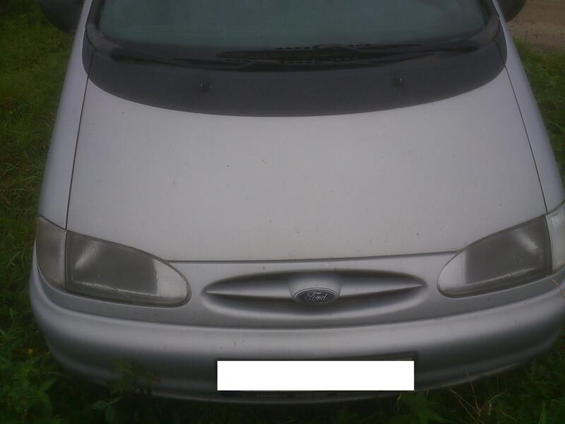 Ford Galaxy Mk1, 1996m.