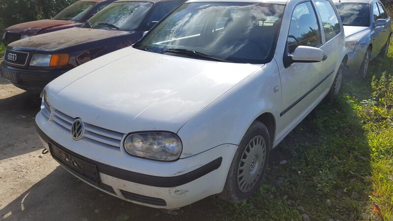 Volkswagen Golf IV 1998 y. parts