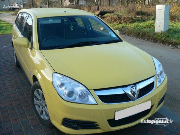 Opel Vectra C 2008 y. parts