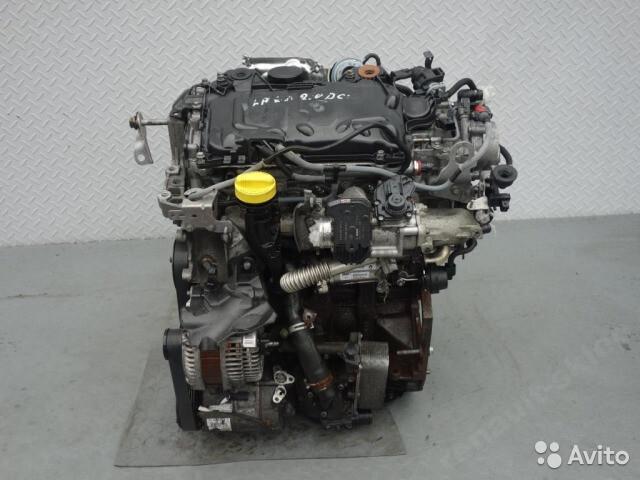 Renault Laguna III 2008 m. dalys