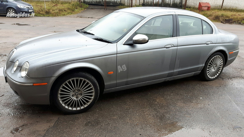 Jaguar S-Type 2006 г. запчясти