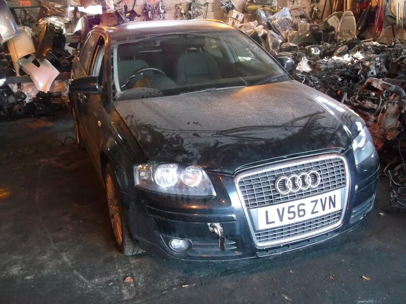 Audi A3 8P 125kw, 2009y.