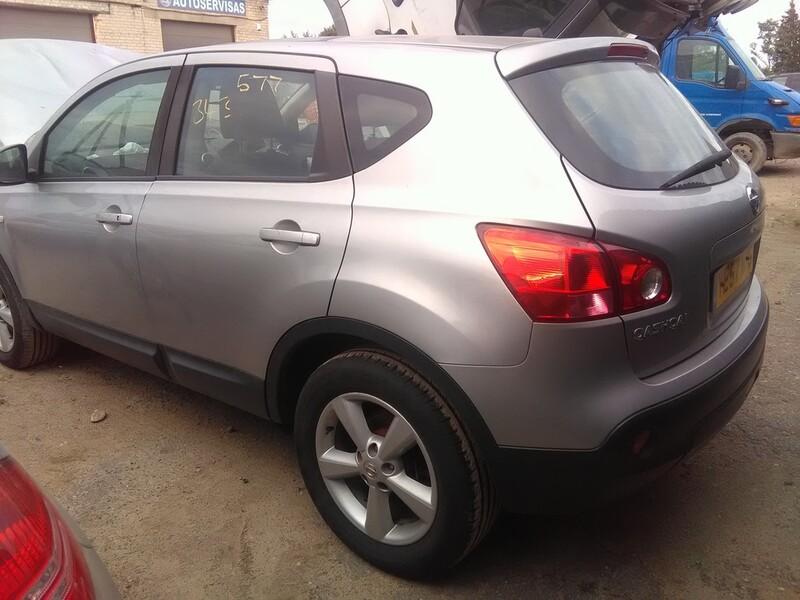 Nissan Qashqai I, 2008г.