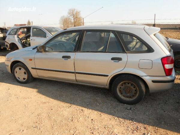 Mazda 323 VI 2000 y. parts