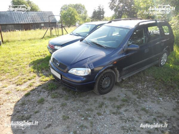 Opel Astra I 2001 y. parts
