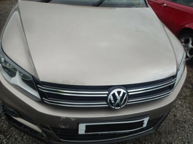 Volkswagen Tiguan 2015 m. dalys