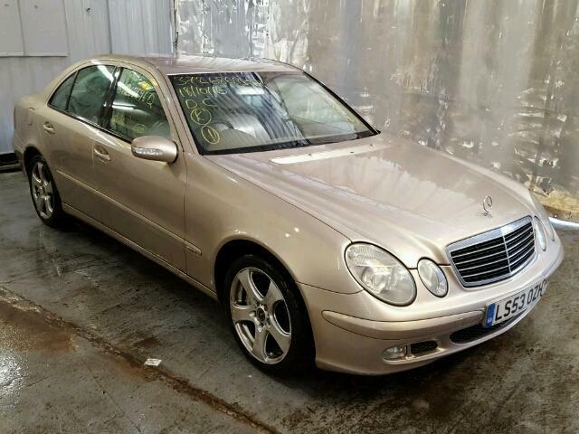 Mercedes-Benz E Klasė, 2003г.