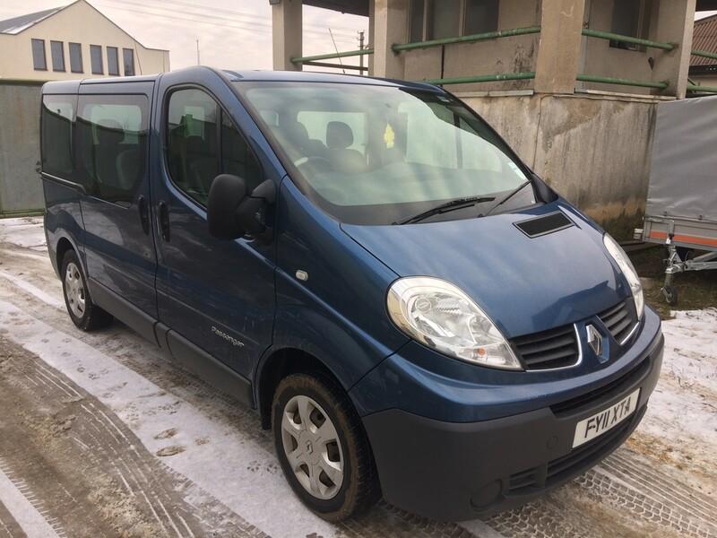 Opel Vivaro I, 2011г.