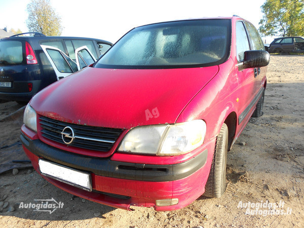 Opel Sintra 1998 m. dalys
