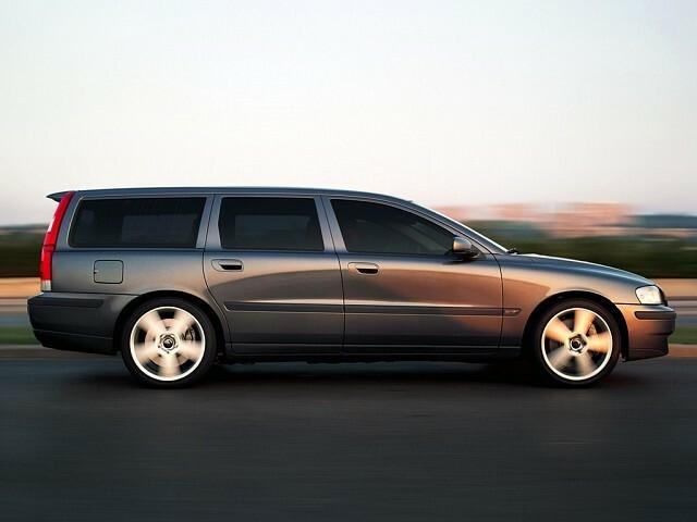 Volvo V70 I 2000 m. dalys