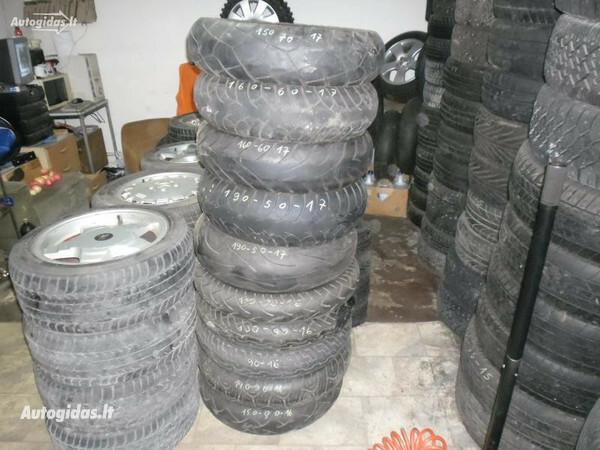 Dunlop R16.5 Padangos motociklams