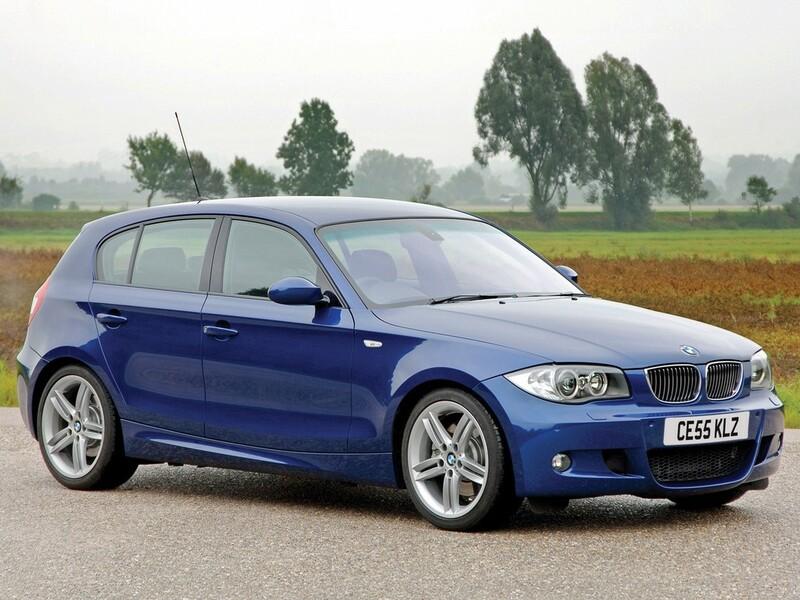 BMW 116 E87, 2006m.