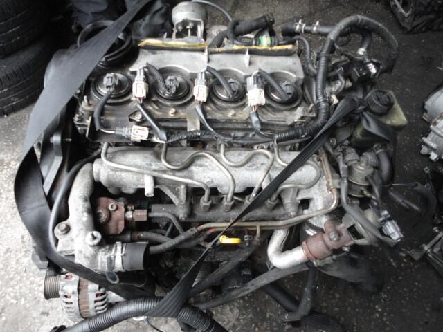Mazda Mpv 2003 y. parts