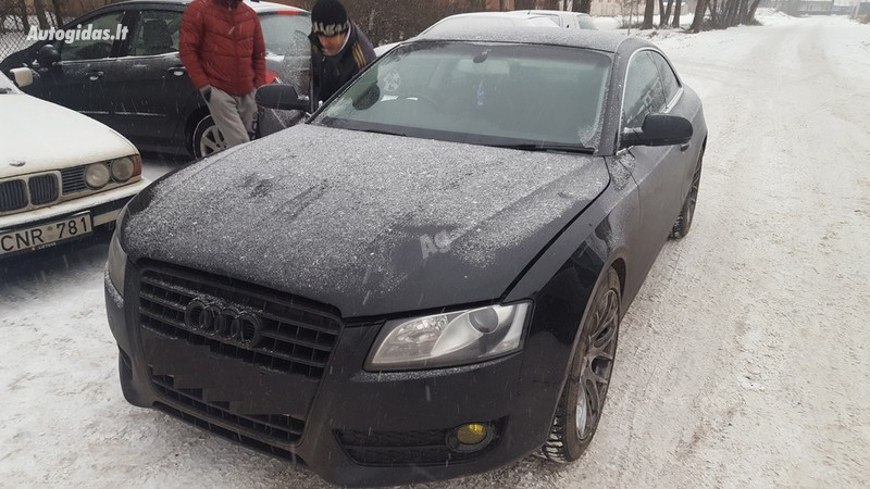 Audi A5 2009 m. dalys