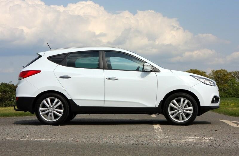 Hyundai ix35, 2011m.