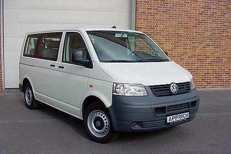 Volkswagen Transporter T5 2006 y. parts