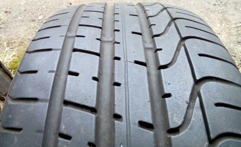 Pirelli R19 vasarinės padangos lengviesiems