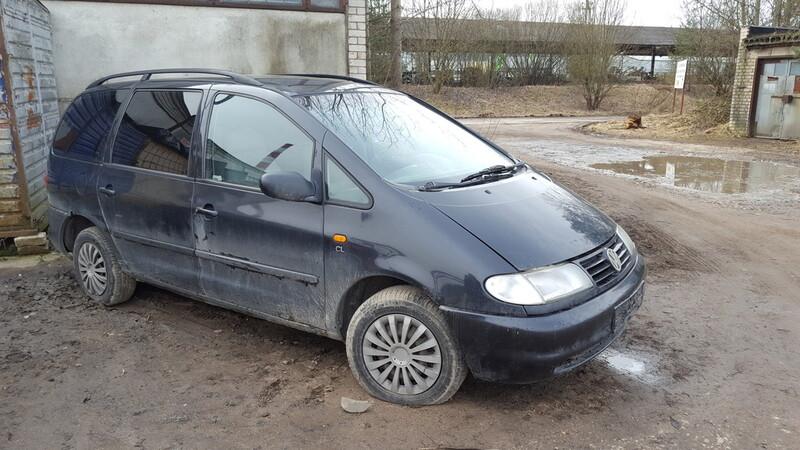 Volkswagen Sharan I 1998 y. parts