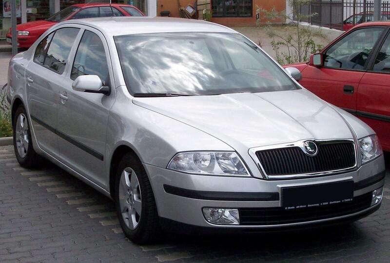 Skoda Octavia II 2005 y parts