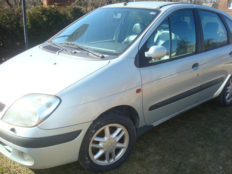 Renault Scenic I 2002 y parts