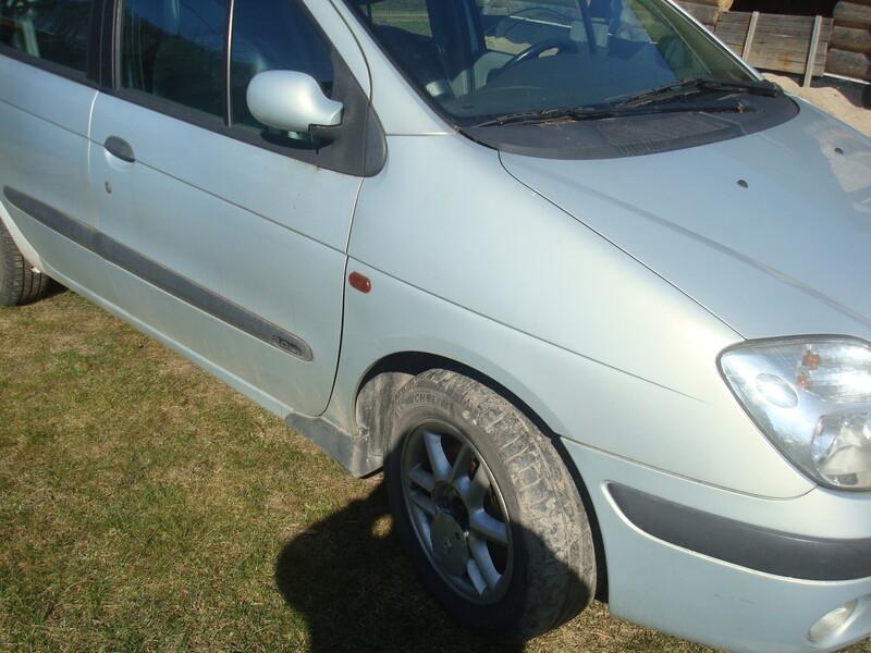Photo 3 - Renault Scenic I 2002 y parts