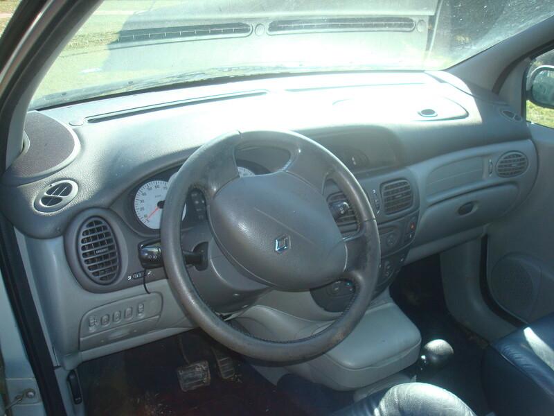 Photo 5 - Renault Scenic I 2002 y parts