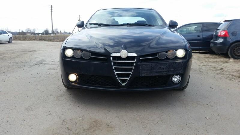 Alfa Romeo 159 2007 y parts