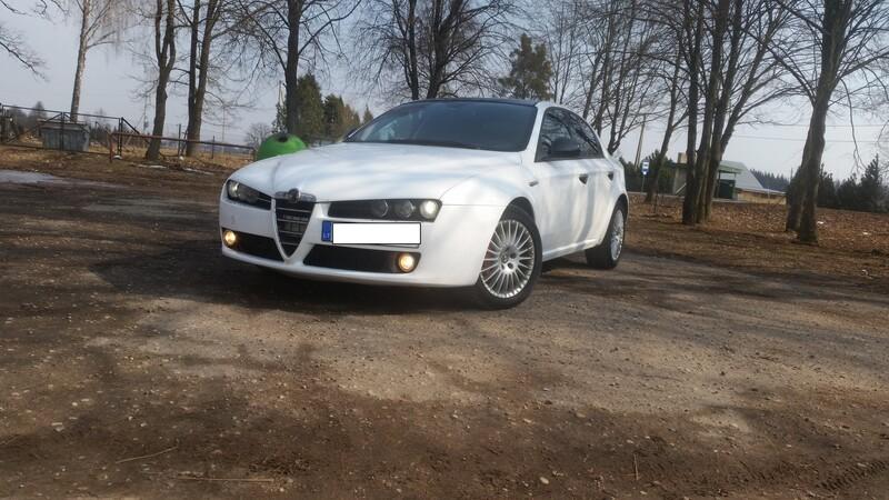 Фотография 1 - Alfa Romeo 159 2006 г запчясти