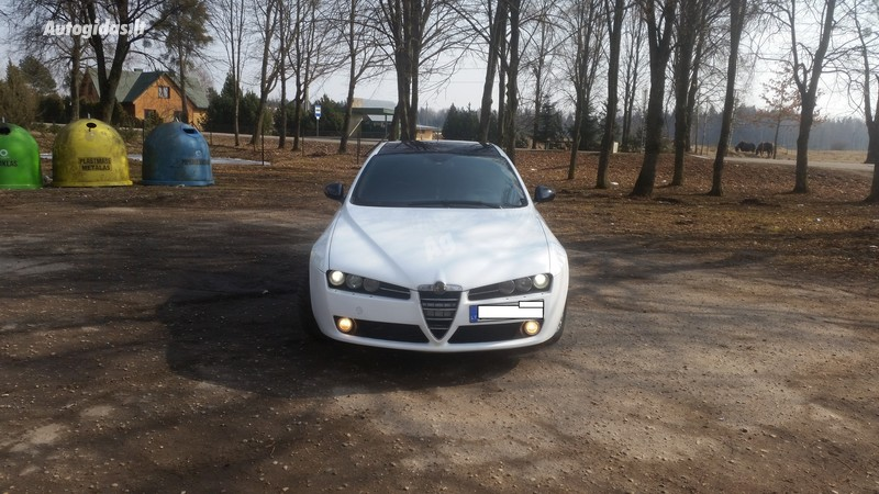Фотография 4 - Alfa Romeo 159 2006 г запчясти