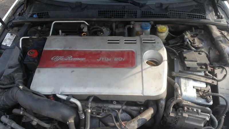 Фотография 14 - Alfa Romeo 159 2006 г запчясти