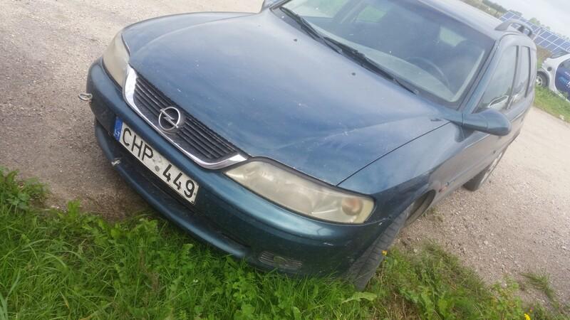 Opel Vectra B 2001 y parts