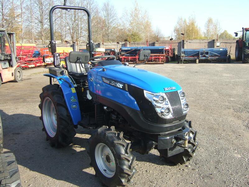 Photo 6 - Tractor  Solis 20 2021 y