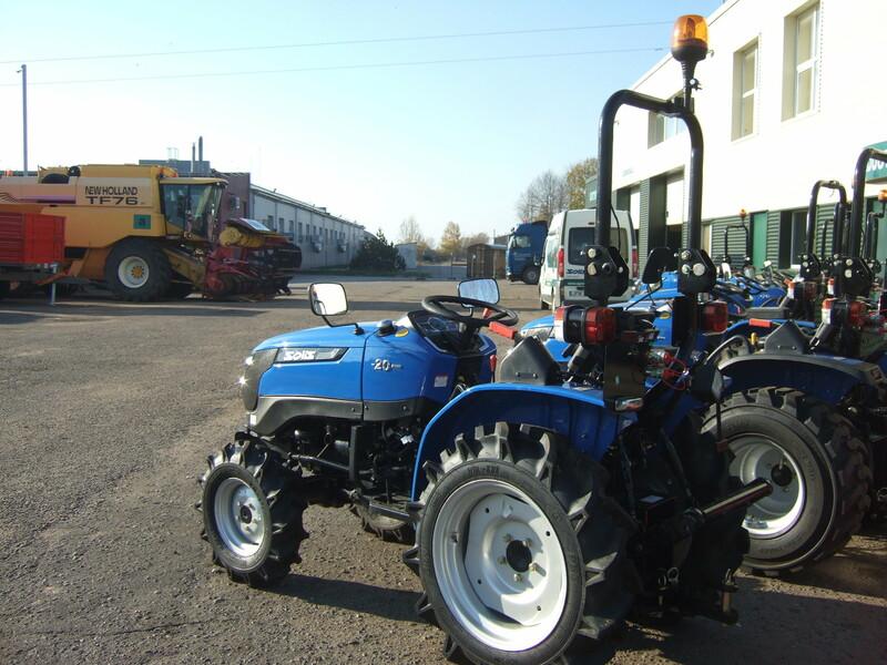 Photo 10 - Tractor  Solis 20 2021 y