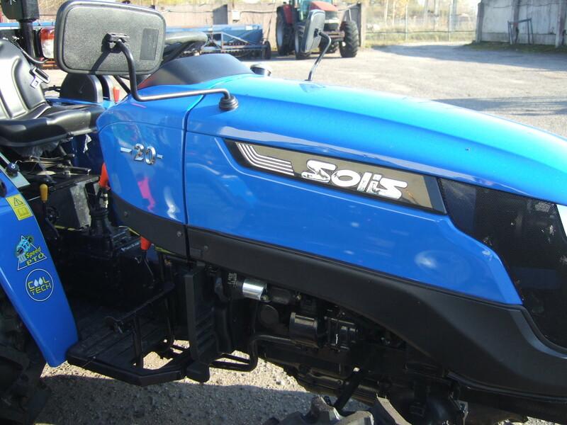 Photo 11 - Tractor  Solis 20 2021 y