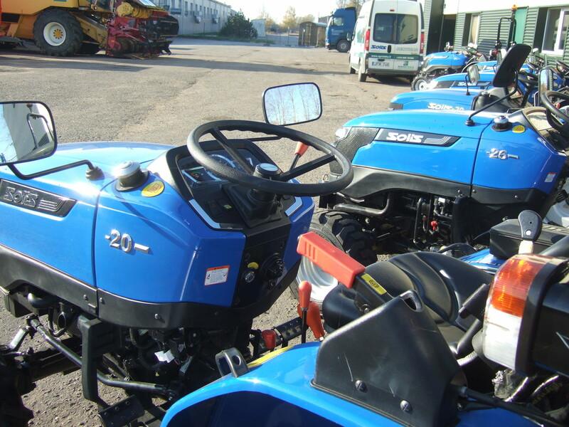 Photo 13 - Tractor  Solis 20 2021 y