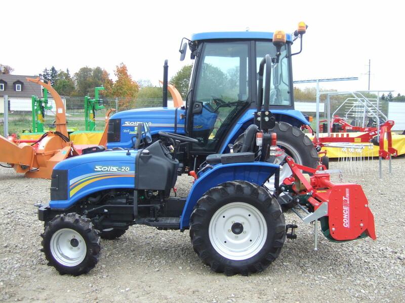 Photo 8 - Tractor  Solis 20 2021 y