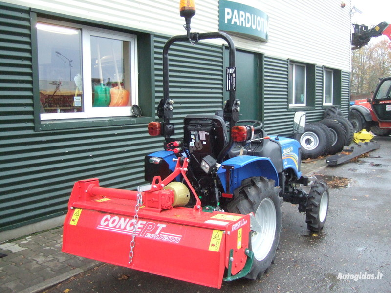 Photo 7 - Tractor  Solis 20 2021 y