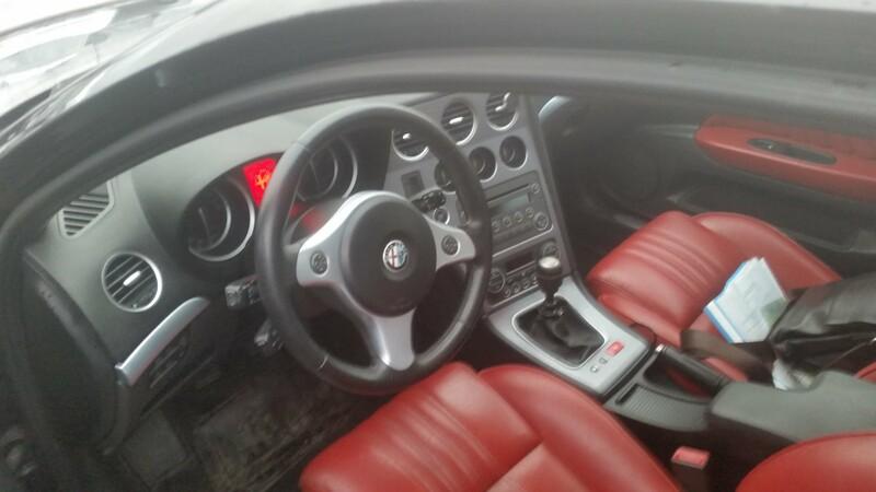 Alfa Romeo 159 2008 y parts
