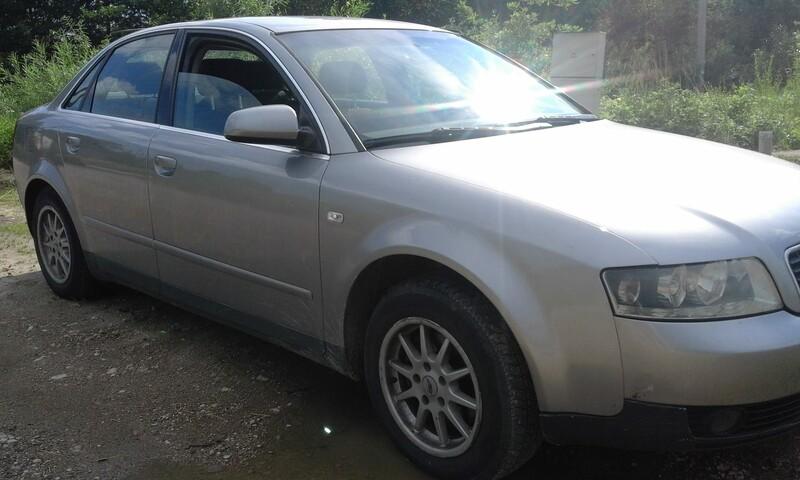 Audi A4 B6 europa 2003 г запчясти