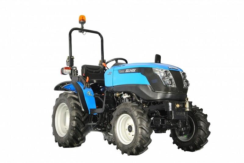 Traktorius  Solis 26 2019 m