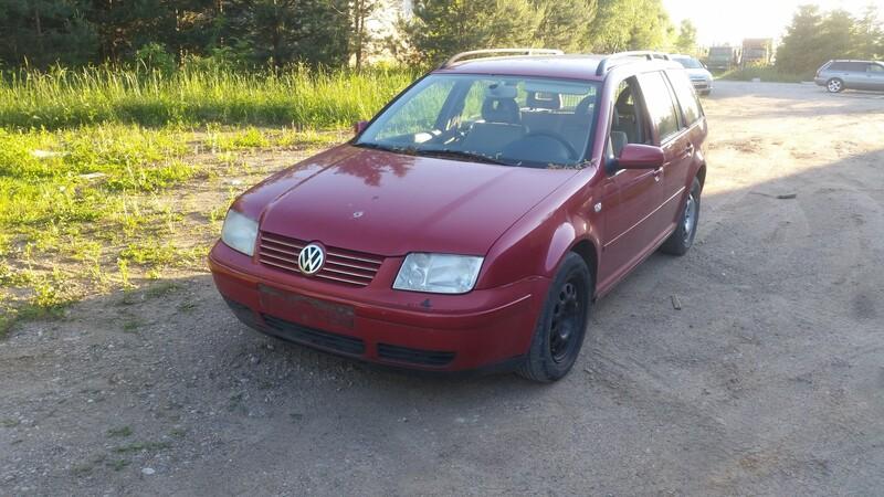 Volkswagen Bora 2000 y parts