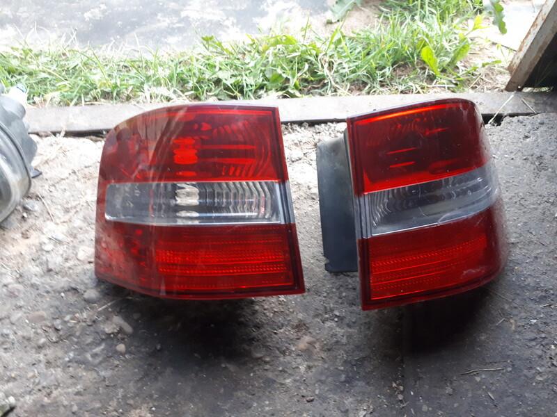 Fiat Stilo 2003 m dalys