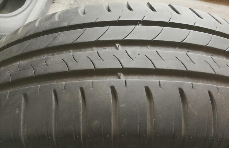 Nuotrauka 2 - Michelin R16 vasarinės  padangos lengviesiems