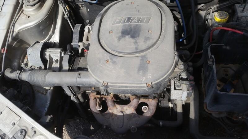 Photo 6 - Fiat Punto 2001 y parts