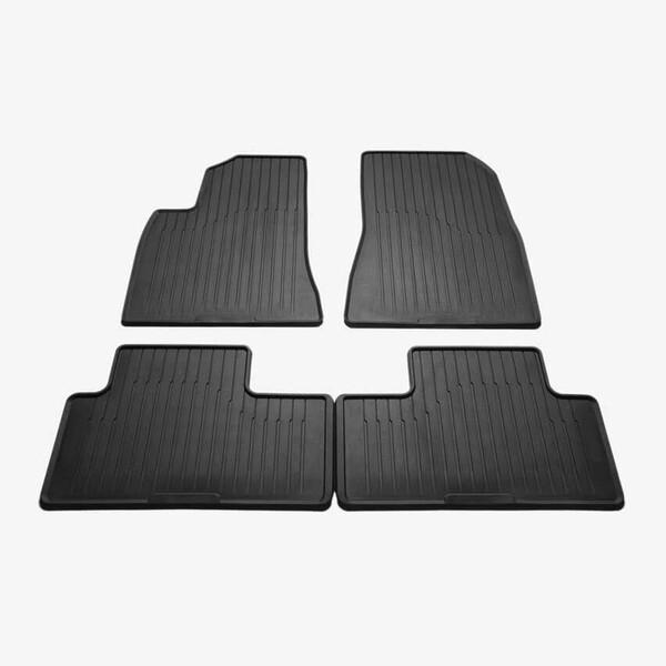 Tesla Model 3 2019 m kilimėlių komplektas gum. all weather m3 (tesla)