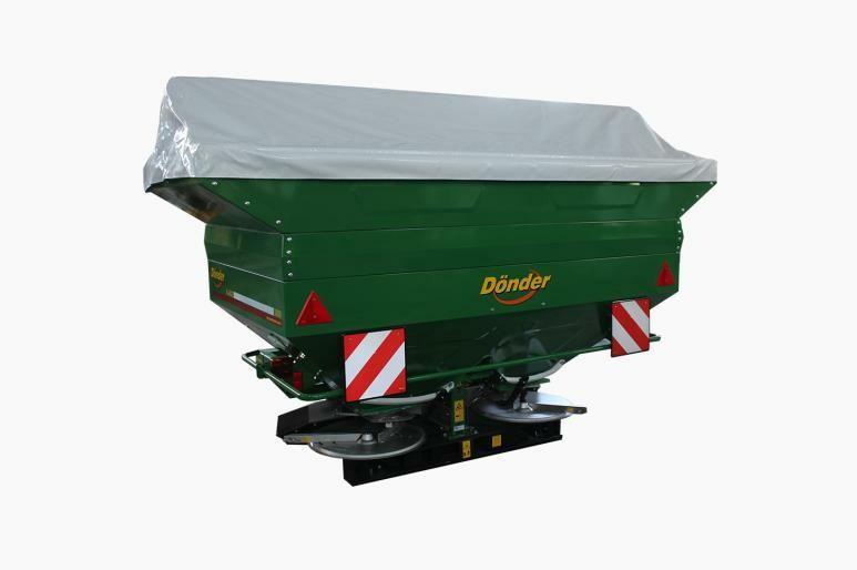 Photo 3 - Fertilizer spreaders  Dönder Donder 2021 y