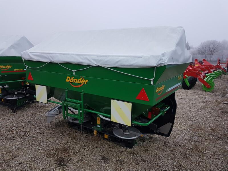 Photo 13 - Fertilizer spreaders  Dönder Donder 2021 y