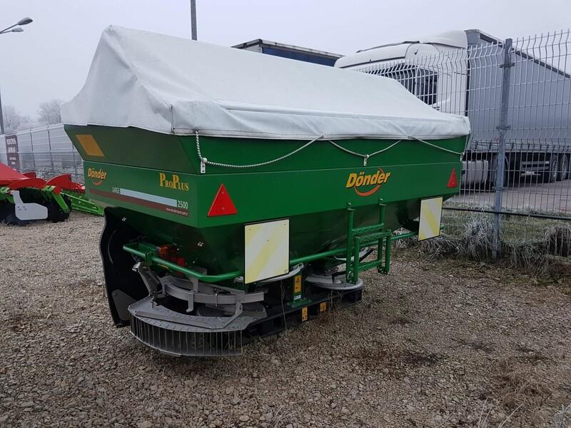Photo 14 - Fertilizer spreaders  Dönder Donder 2021 y